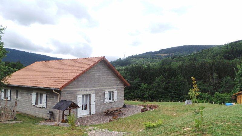 Vente maison 4 pieces de 125 m2 88230 fraize 712 for Achat pavillon neuf